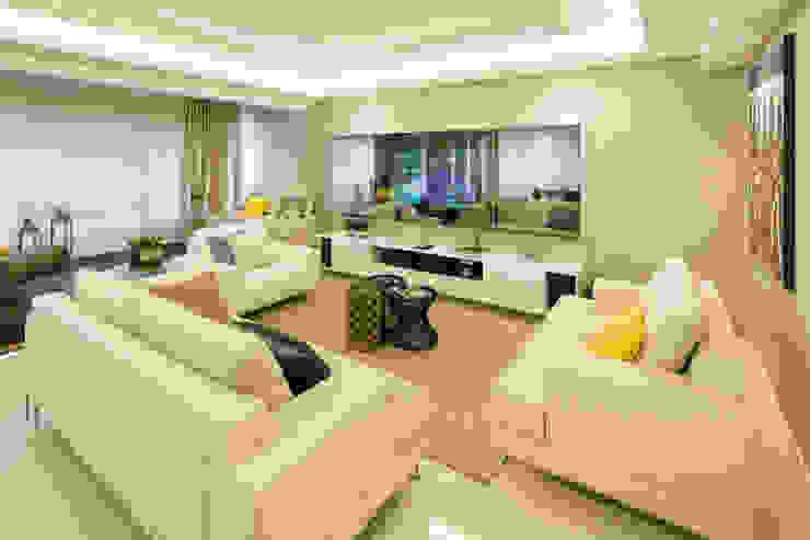 Modern Oturma Odası AL11 ARQUITETURA Modern
