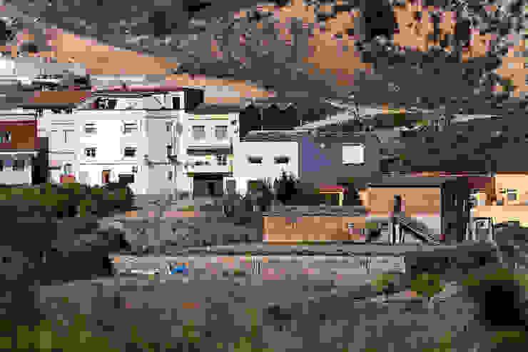 Casa en Quesa Casas de estilo mediterráneo de Balzar Arquitectos Mediterráneo