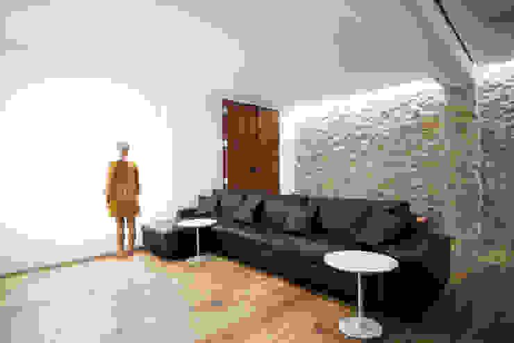 Casa en Quesa Salones de estilo mediterráneo de Balzar Arquitectos Mediterráneo