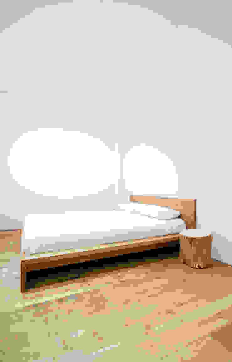 Casa en Quesa Dormitorios de estilo mediterráneo de Balzar Arquitectos Mediterráneo