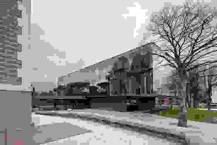 Vista nuevo edificio oficinas de G&C ARQUITECTOS