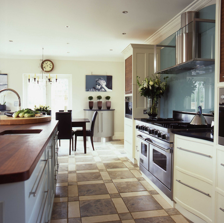 Kitchen in West Sussex by Clifford Interiors