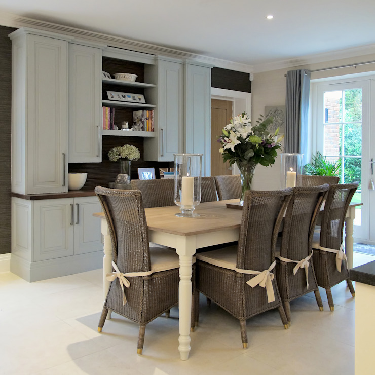 Dining Area In East Sussex by Clifford Interiors