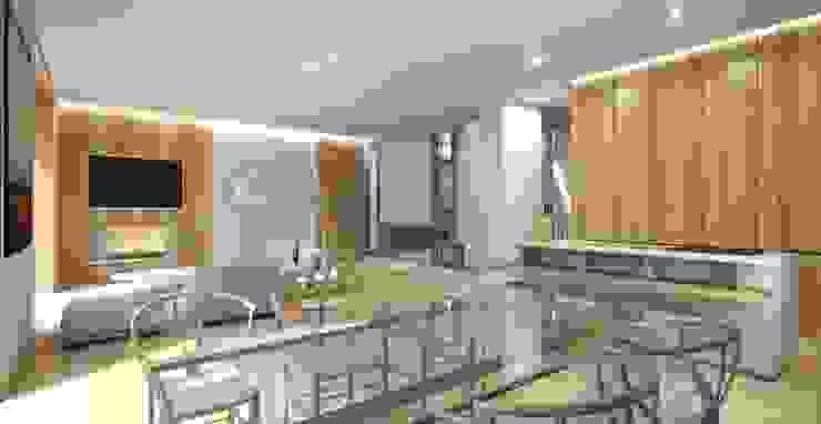 Proyecto 3D Cocinas de Realistic-design
