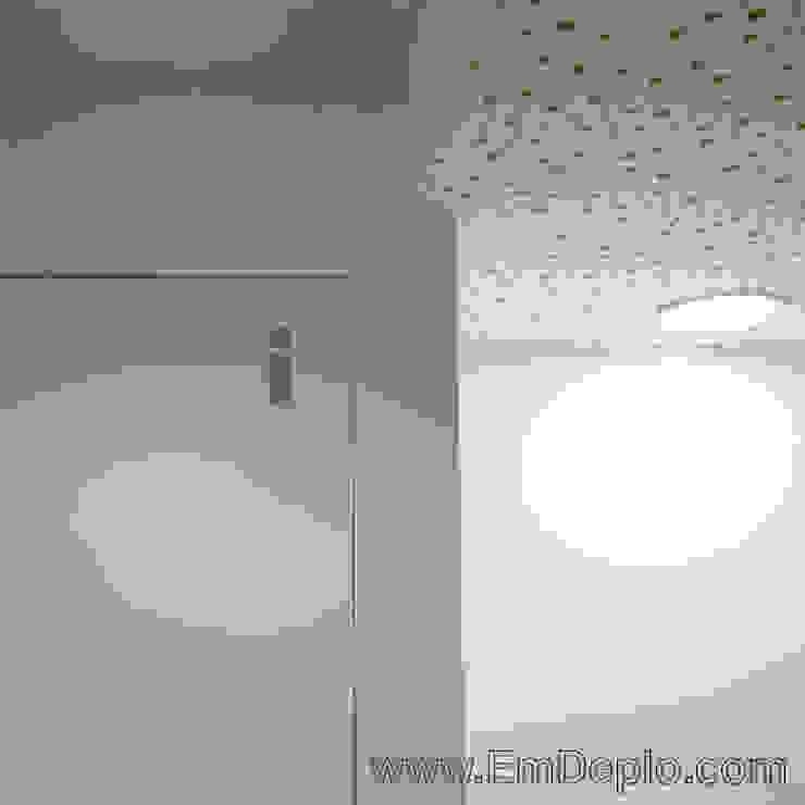 Nuevas oficinas de la SEQC Oficinas y tiendas de estilo moderno de EM_DEPLO Moderno
