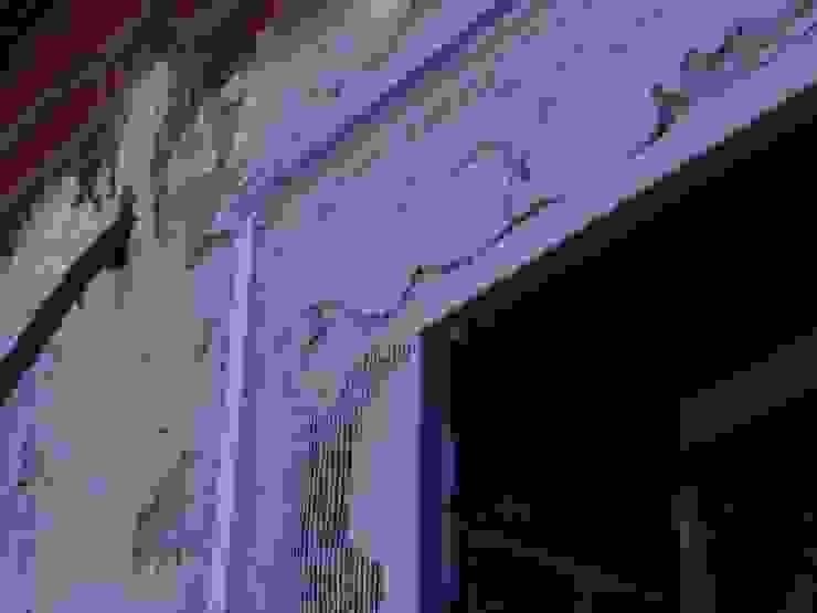 Rustic style windows & doors by TU REFORMA EN MADRID Rustic