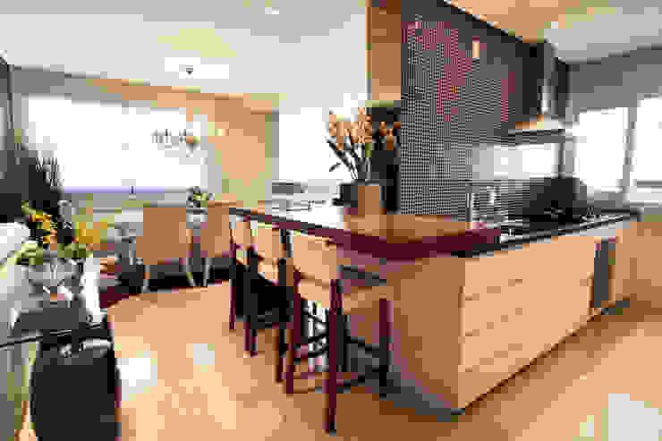 AL11 ARQUITETURA Kitchen