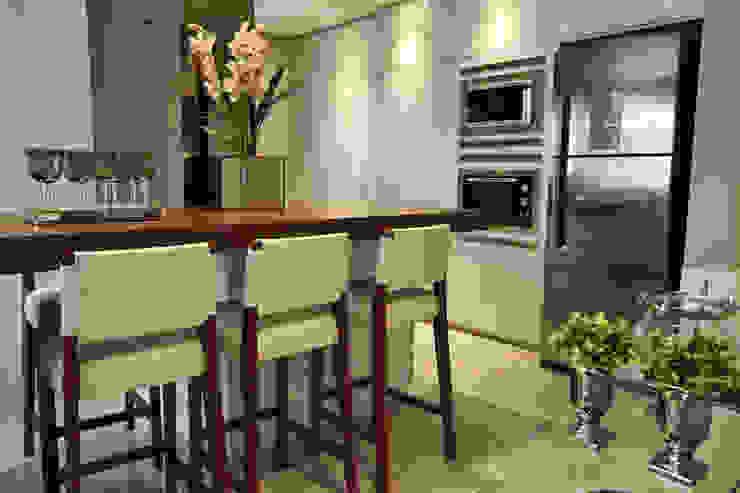 Cozinha Cozinhas modernas por AL11 ARQUITETURA Moderno