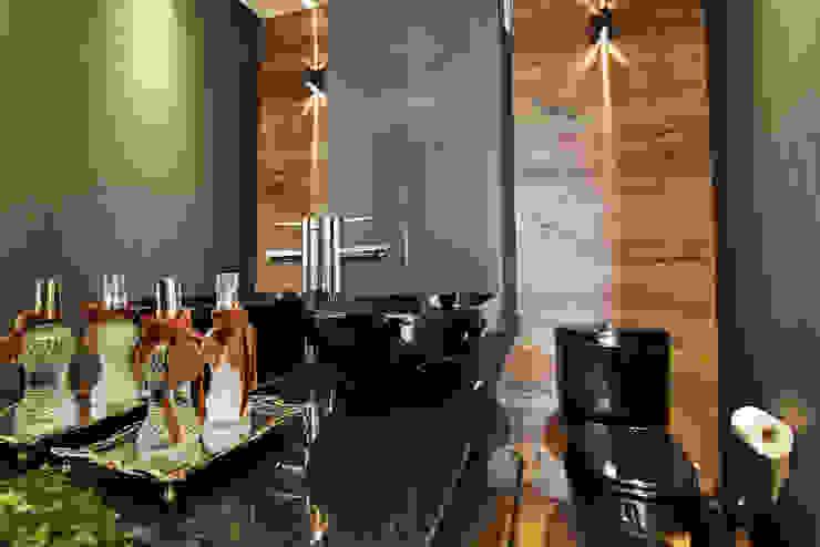 Lavabo Banheiros modernos por AL11 ARQUITETURA Moderno