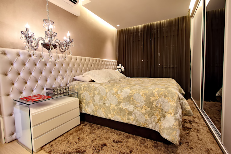 Classic style bedroom by AL11 ARQUITETURA Classic