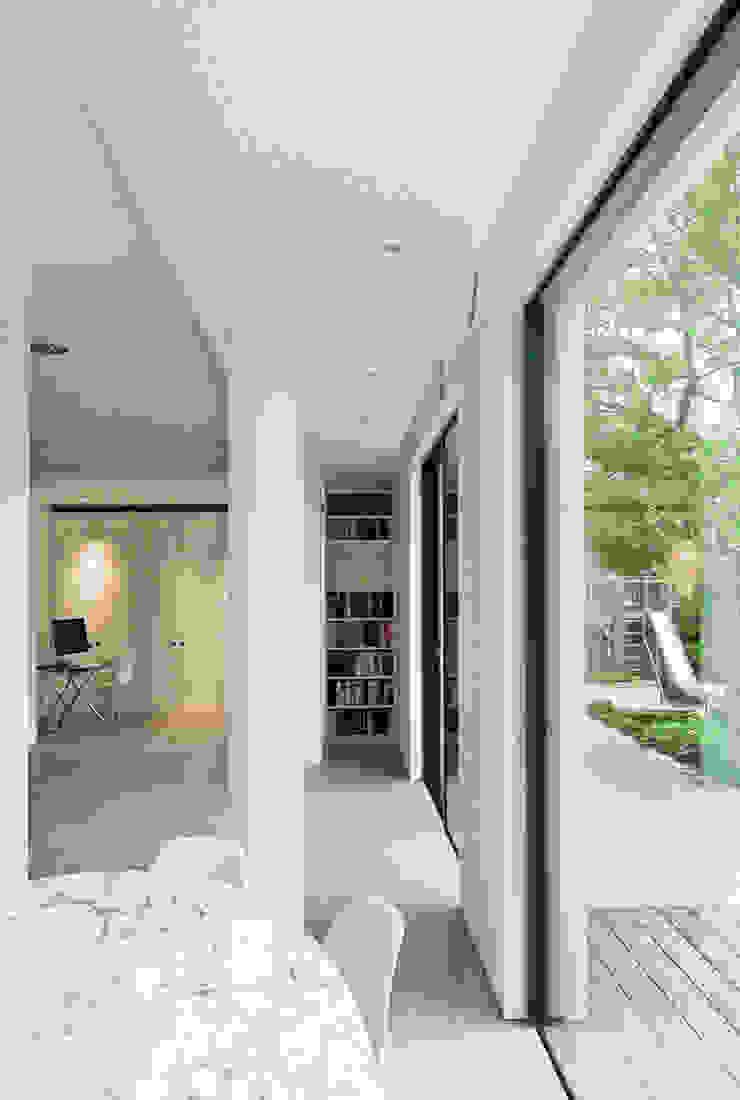 Aberdeen Park, Highbury Modern dining room by Emmett Russell Architects Modern