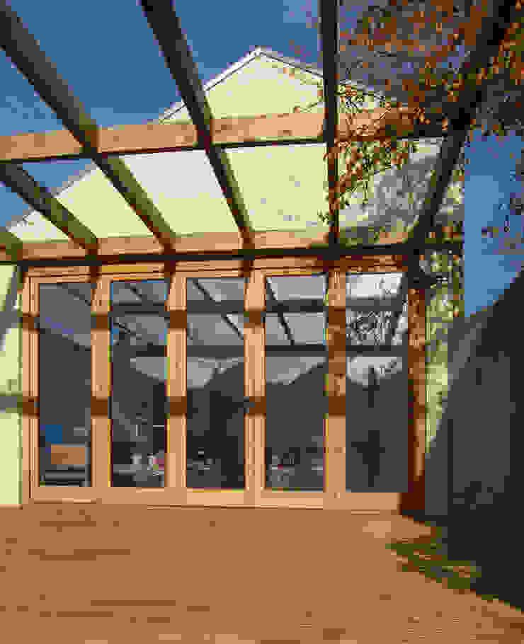 Artist's Studio, Bristol Emmett Russell Architects Deck & Patio: Design Ideas and Pictures