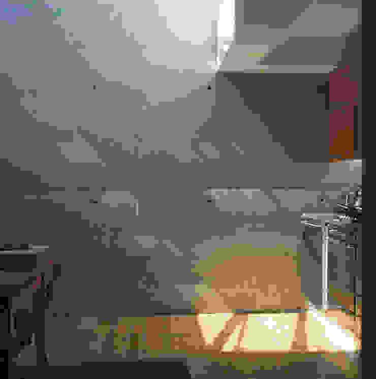 Hillside Houses, Montpelier Modern kitchen by Emmett Russell Architects Modern