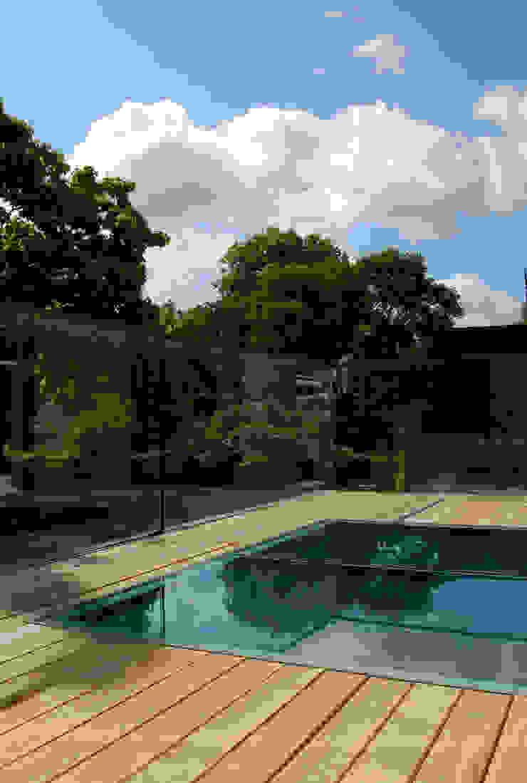 Alwyne Place, Islington Terrasse par Emmett Russell Architects