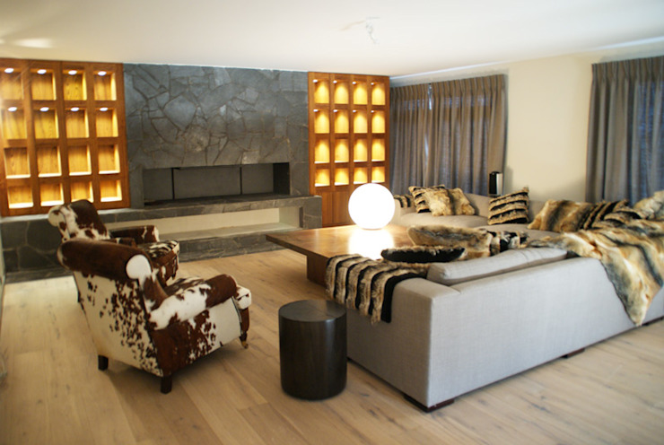 Design d'azur Modern living room