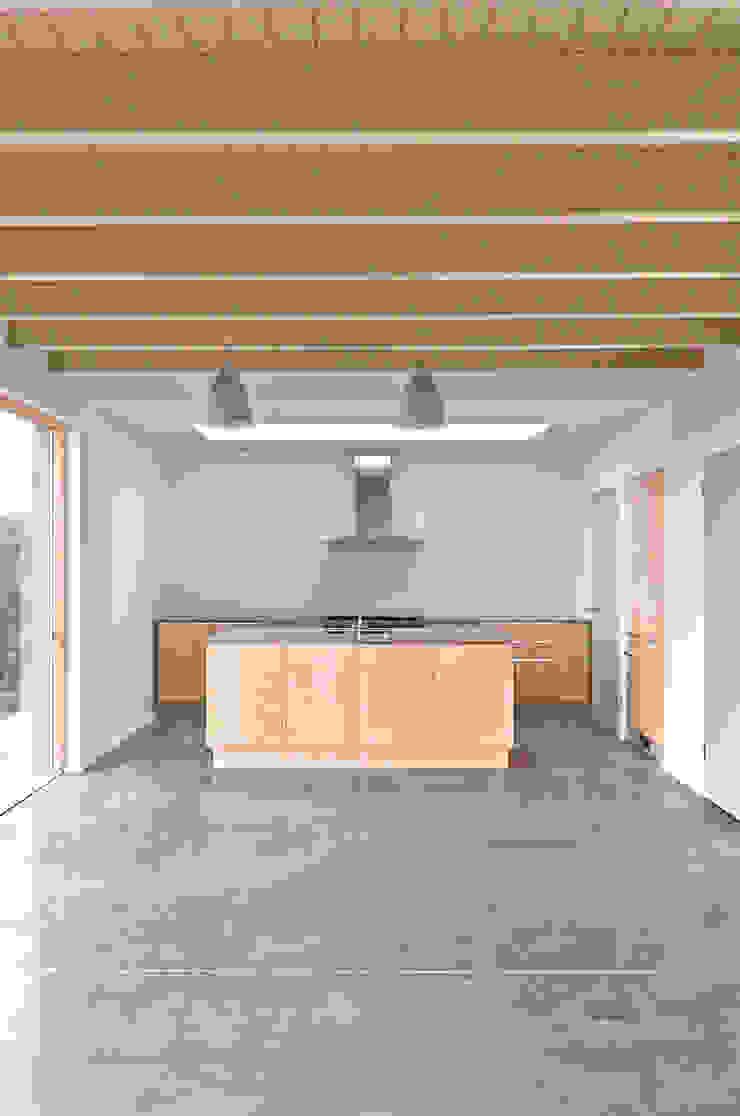 Rose House, Kingsdown Modern kitchen by Emmett Russell Architects Modern