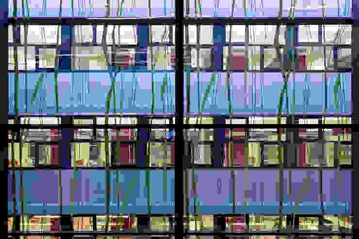 FACHHOCHSCHULE ST.PÖLTEN Schulen von NMPB Architekten