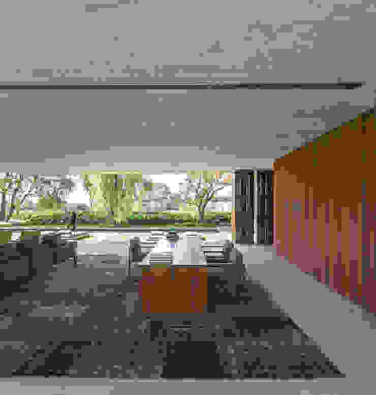 Modern Houses by Studio MK27 Modern