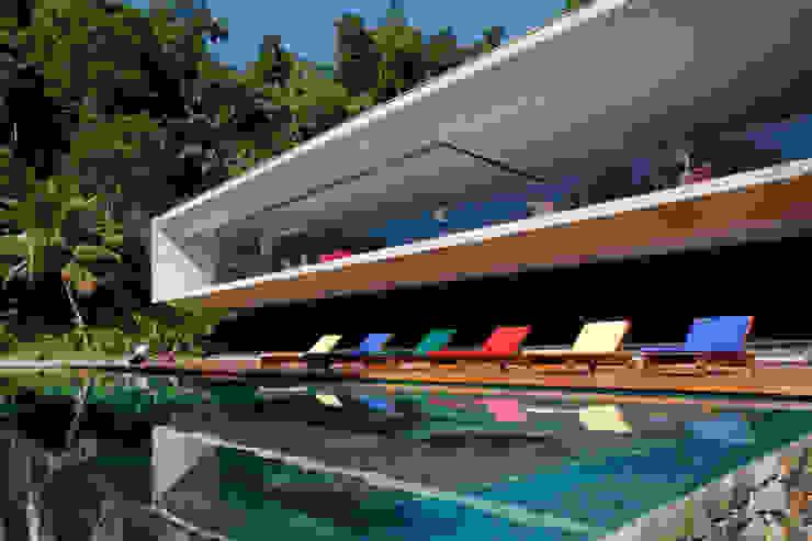 Casas modernas por Studio MK27 Moderno