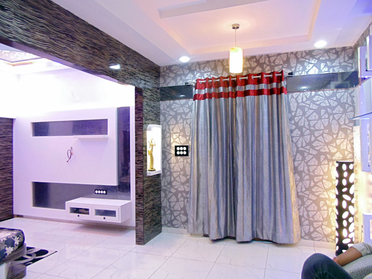 Designer Home Concept Rooms by Floor2Walls