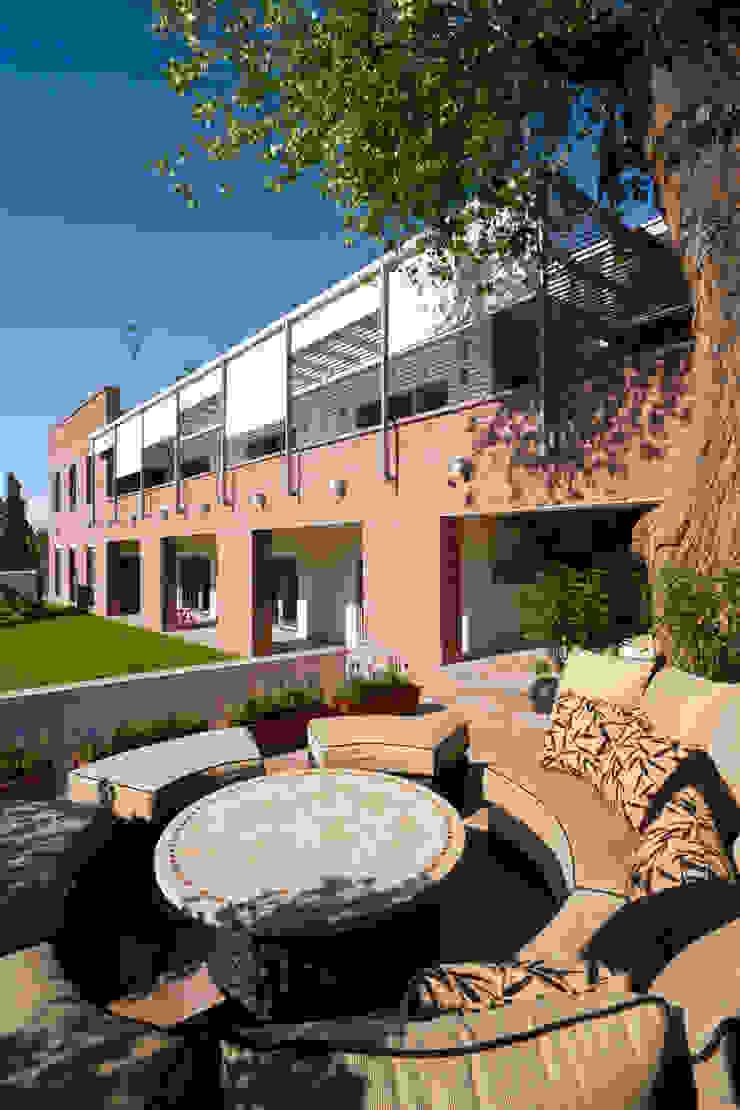 Casas de estilo moderno de ARQUITECTURA EN PROCESO Moderno