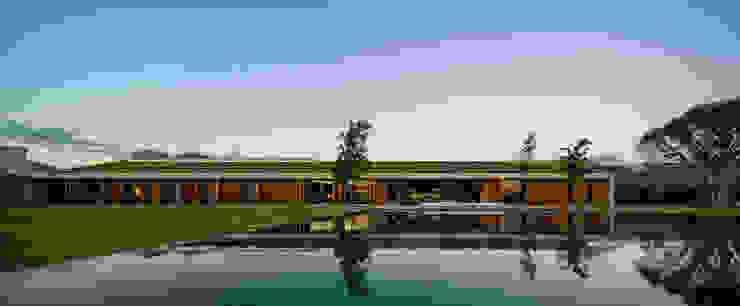 Casas  por Studio MK27, Moderno