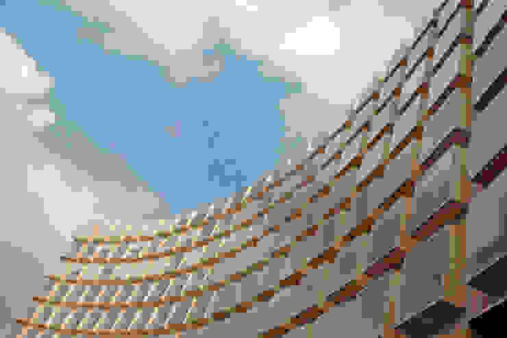 Antara Oficinas y tiendas de estilo moderno de Sordo Madaleno Arquitectos Moderno