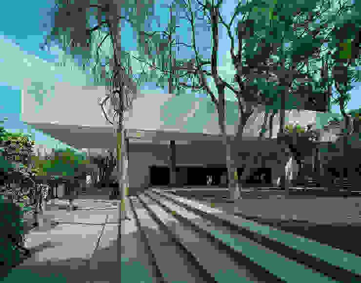 Biblioteca Universidad Pontificia Espacios de Sordo Madaleno Arquitectos