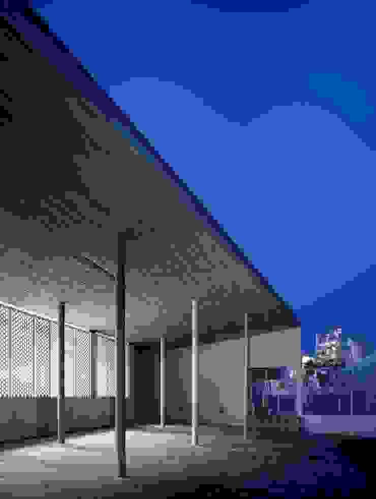 Acceso principal Espacios de gabriel verd arquitectos