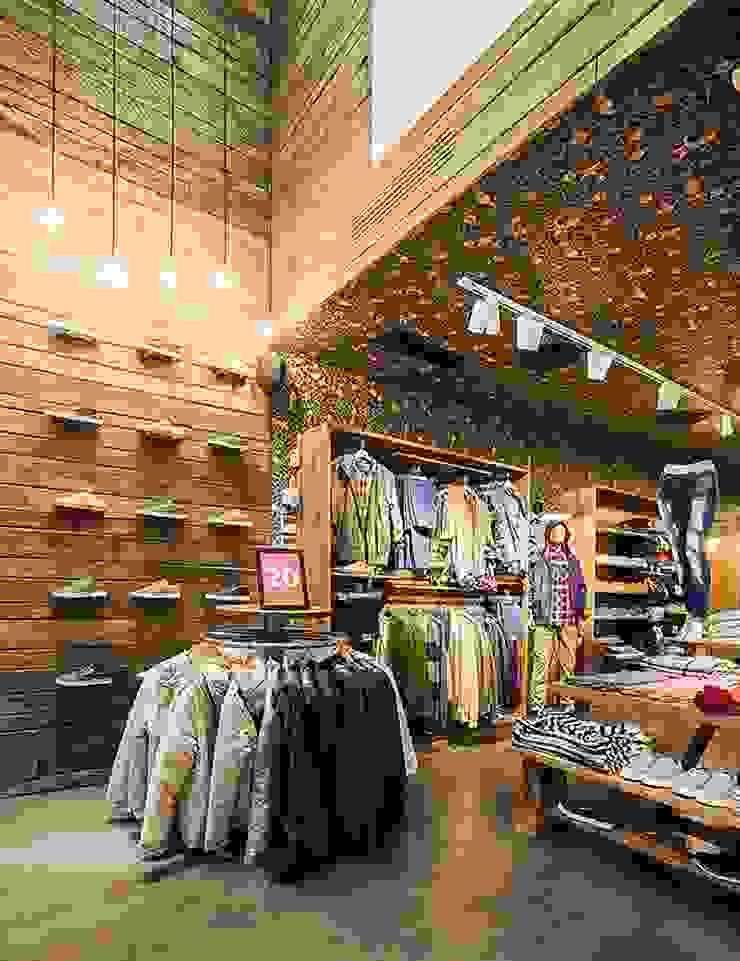 PHILPARK LLEIDA Oficinas y tiendas de Piedra Papel Tijera Interiorismo