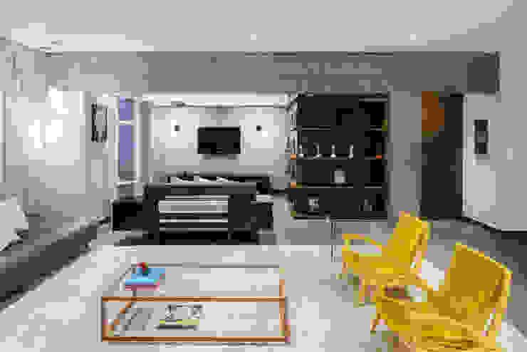 Moderne Häuser von FCstudio Modern