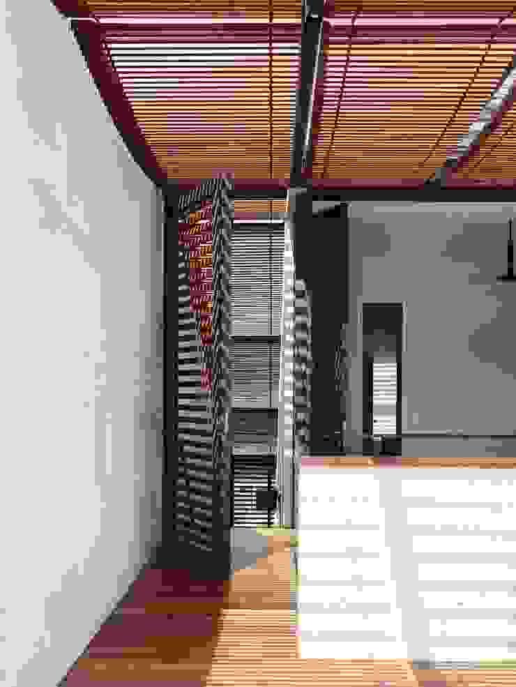 Puertas y ventanas de estilo moderno de HYLA Architects Moderno