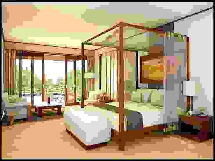 amueblar  hotel :  de estilo tropical de comprar en bali, Tropical