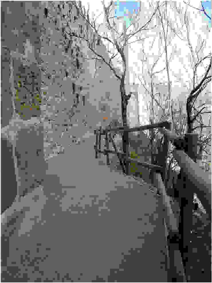 Paso de inspección de la muralla en Segovia (Tramo Norte) Museos de Ear arquitectura