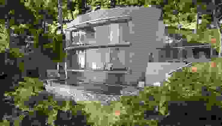 Proyecto 3D Piscinas de Realistic-design