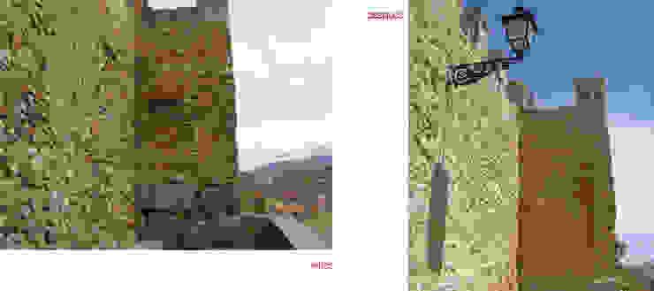 Pavimentación de las entrepilas y canaletas del Acueducto Museos de Ear arquitectura