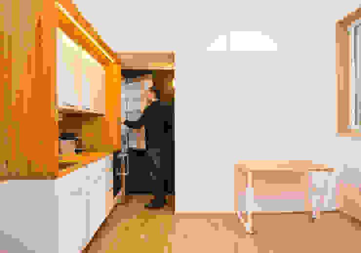 Loft JERTE. Madrid Casas de estilo minimalista de Beriot, Bernardini arquitectos Minimalista
