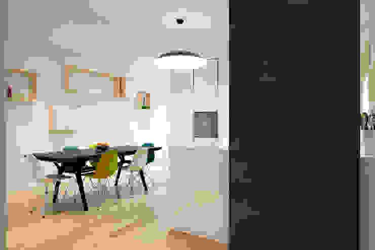modern  by Wisp Architects, Modern