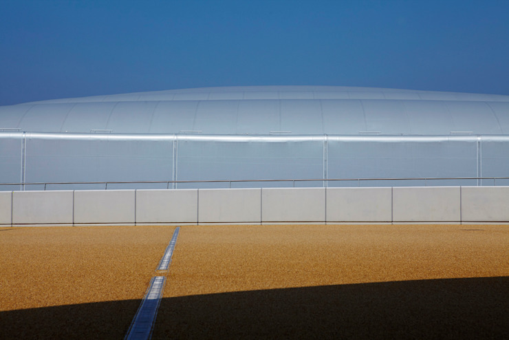Olympic Structures Stadiums by Janie Airey Photographer