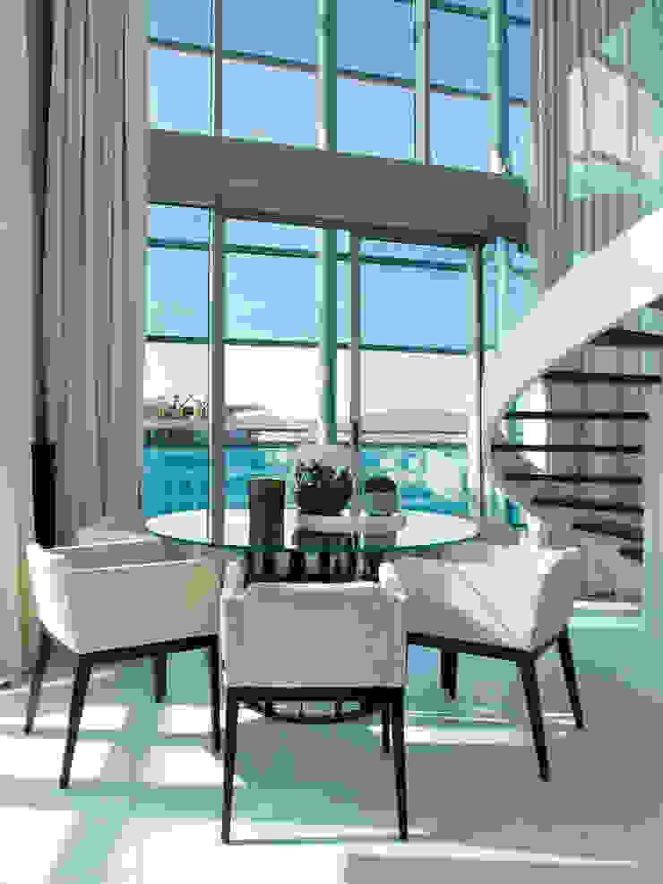 El mar en casa Comedores de estilo mediterráneo de Molins Design Mediterráneo