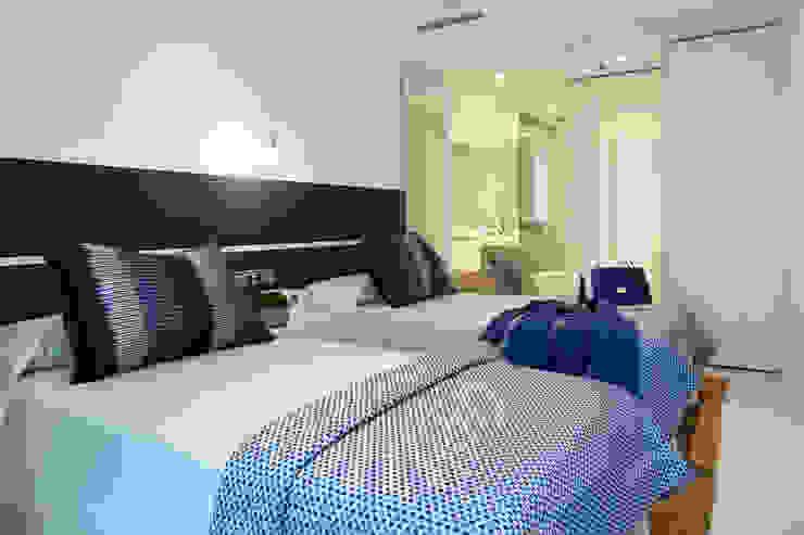 Dormitorios mediterráneos de Molins Design Mediterráneo