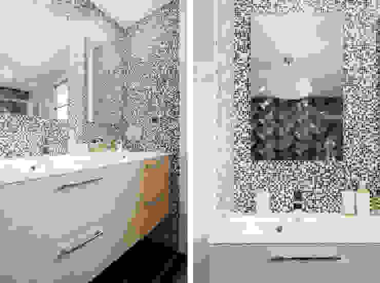 Modern Bathroom by Marion Lanoë Modern