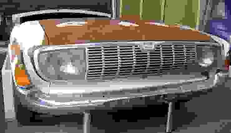 Ford Taunus Bett Schlafzimmer von Automöbeldesign