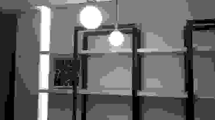 ufficio BO.RA. s.r.l. San Marcellino (CE) Soggiorno moderno di StudioZero Moderno