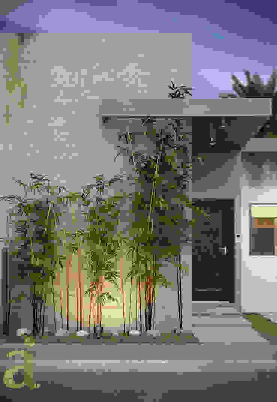 Casa residencial en Medellín de Bravo, Veracruz, Mex. Casas de estilo minimalista de arQing Minimalista