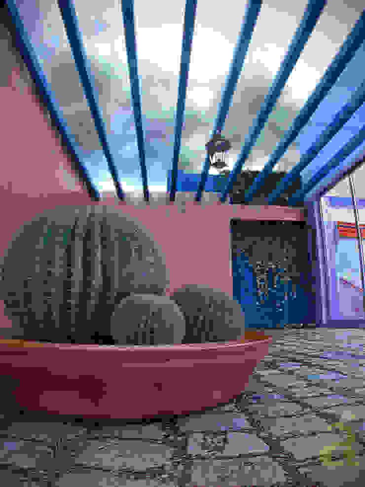 arQing Rustic style garden
