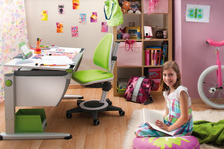 moll Children Study Rooms Ergolife Pte Ltd EstudioEscritorios