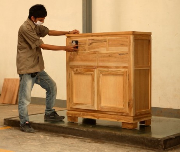 Fabrica muebles para decoradores arquitectos de comprar en bali Ecléctico