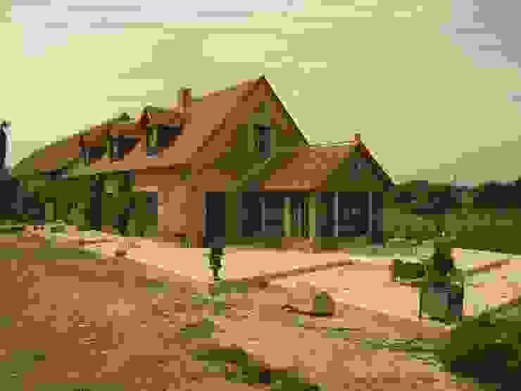 La Barre Maisons modernes par guillaume payeur architecte Moderne