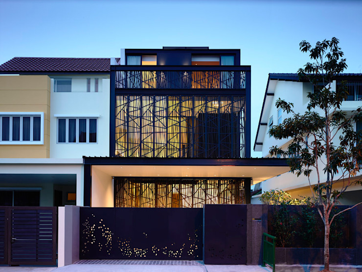 Natural Geometry:  Houses by HYLA Architects,
